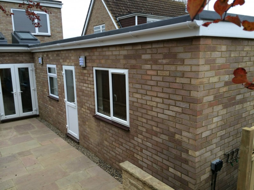 Rear Extension – March